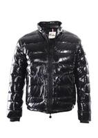 casacos com desconto venda por atacado-9 Cores Marca de Inverno Para Baixo Casaco Quente dos homens Jaqueta de Luxo Moda Jaquetas Para Homens Acolchoados Homem Casacos de Alta Qualidade Venda