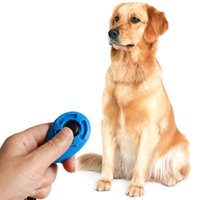 Universal Tier Pet Trainer Haustier Hundetraining Clicker Einstellbare Sound Schlüsselanhänger Hund Clicker Hund Trainings Produkte Liefert