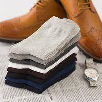 Wholesale Free City Brand - Wholesale-City Class 2016 New High Quality Men Brand Socks Fashion Men's Socks Cotton 100% Multi Color Male Socks 5 Pairs Free Shipping