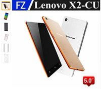 "Wholesale X2 Chinese - Original LENOVO VIBE X2-cu 4G LTE 5.0"" IPS FHD 1080P MTK6595M Octa Core Android 4.4 13MP 2GB RAM 16gb ROM dual sim smartphone"