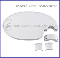 Wholesale Chair Products - New Post Dental Material Tray Table Chair Accessories Part Dentist Lab Product 2pc   lot Fast Shipping