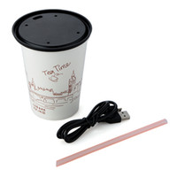 Wholesale Covert Surveillance Cameras - Coffee Tea Cup Mug Hidden Nanny Camera Spy Lid Portable Covert Nanny Mini Camera VCR Home Security Surveillance