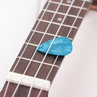 ABS Mixed Style  2017 10pcs Set Bass Guitar Picks Multi Smooth ABS Custom Acoustic Electric Guitarra Plectrum Accessories Musical Instrument