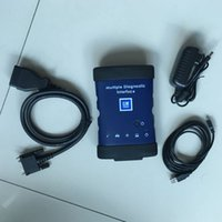 Wholesale Saab Mdi - 2016 Best Price GM MDI with software fit 2017 year model Multiple Diagnostic Interface for GM MDI without wifi Free Shipping