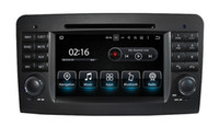 Wholesale mercedes w164 - 2 Din 7 Inch Android 7.1 Car DVD Player For Mercedes Benz GL ML CLASS W164 ML350 ML500 X164 GL320 Canbus Wifi GPS BT Radio