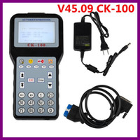 считыватель пин-кода peugeot оптовых-2016 V45.09 CK100 CK100 Auto Key Программист Поддержка До 2014,09 Многоязычной поддержки Pin Code Reader Функции части автомобилей