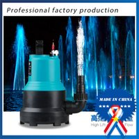 Wholesale Submersible Pressure Pump - Submersible pump CLB-5500 plastic rockery aquarium water changes home landscaping pond pumps 110w