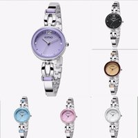 Women's Water Resistant Round 100% kimio brand luxury watches women stainless steel ladies Analog bracelet quartz-watch montre femme Wrist watches for women
