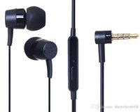наушники для наушников оптовых-Sony MH-750 в ухо наушники линия управления наушники 3,5 мм стерео гарнитуры с микрофоном и регулятором громкости наушники для Samsung android N-EM