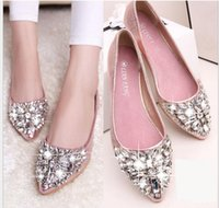 Wholesale Bodybuilding Shoes - New women's Flats shoes Wedge Bodybuilding Shoes Platform Health Lose Weight women casual Shoes Fitness Zapatos Mujer Blue Us size: 5-10