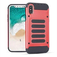 Wholesale Galaxy Note Two Case - Hybrid Armor Piano TPU PC Hard Case For Iphone X iphone 8 plus Samsung Galaxy note 8 S8 PLUS Two Layer Cover B