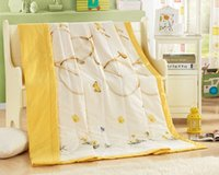 "Wholesale Vintage Bedspread Full - 1pcs+150*200 200*230""Cotton Bedspread Vintage Luxury Blanket Comforter Bedding set Queen Size Quilted Bedcover"