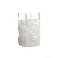 Wholesale Wholesale Recycled Fabric - Jumbo bag 100% pp virgin or lamination fabric 4 corner loops Polypropylene Bulk Bag Support customization