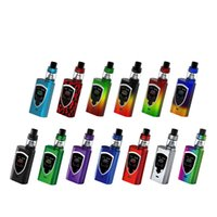 Wholesale Product Retail - 225W SMOK ProColor TC Kit with TFV8 Big Baby Tank Atomizer 5ml& 225W High Quality ProColor MOD Retail Product