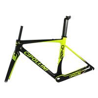 Wholesale Bike Bond - New arrival carbon frame set cipollini BOND racing bike frame highway bicycle parts 3K BB386 49 52 54 56 size