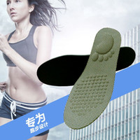 Family pain killers - Health massage insole deodorization and anti bacteria sweat detoxification pain killer of men and women of color were soft and comfortable