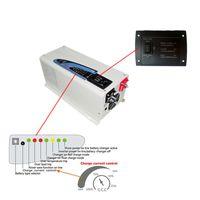 Wholesale Inversor 12v - Inversor Off Grid Onda sinusoidal Pura 12V 24V 48V A 120V 220V 3000 W con Cargador