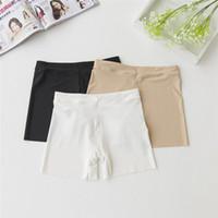 Wholesale Seamless Sexy Leggings - Wholesale-Summer Seamless Safety Short Pants Underwear Leggings Women shorts Sexy Women's Boyshort pants for women 307