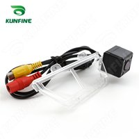 Wholesale Toyota Verso - CCD Track Car Rear View Camera For Toyota Verso 2011 Parking Assistance Camera with Track Line Night Vision LED Light Waterproof KF-V1157L