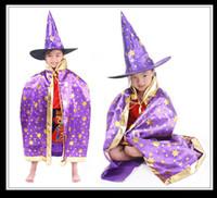 fantasias para crianças venda por atacado-Hot Hallowmas Child role playing costumes Princess dress Costume party Costume adereços