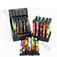 E Shisha Sale Pas Cher-Livraison gratuite Hot Sale E ShiSha cigarette électronique jetable E Shisha avec des saveurs riches en fruits Electronic Hookah Shisha Pen Wholesale