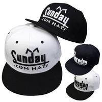 Wholesale Studded Hip Hop Hat - WEEK letters printing fashion men women sports baseball caps studded snapback hats Hip Hop Dance for man woman