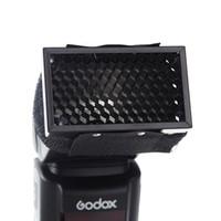 Wholesale Godox Pentax - Godox HC-01 Honeycomb Grid Filter for Canon Nikon Pentax Godox YONGNUO Speedlite Flash Photo Studio Accessories