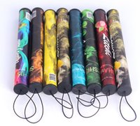 Wholesale Electronic Cigarette Juices - E ShiSha Hookah Pen Disposable Electronic Cigarette Pipe Pen Cigar Fruit Juice E Cig Stick Shisha Time 500 Puffs Colorful 35 Flavors Hot
