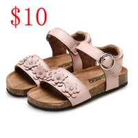 outdoor beautiful - Kids shoes New Fashion girls summer shoes boys sandals on sale beautiful design comfortable dress all new style