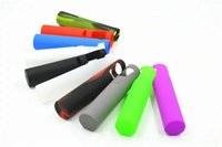 Wholesale Ego Cases Design - 30pcs Ego Aio Silicone Case Silicon Cases Colorful Rubber Sleeve Protective Cover Skin For Joyetech ego Aio Starter Kit All In One Design