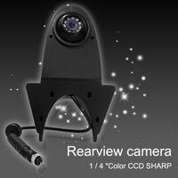 противотуманная резервная камера оптовых-Водоустойчивая камера CCD камеры автомобиля тяжелого оборудования тележек резервная автоматическая обратная резервная обращая помощь Стоянкы автомобилей для автомобиля дела