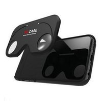 Wholesale Cheap I Phone - 2016 New Cheap VR Case 3D Glasses Phone Case for i 6 6S Plus Cases 4.7 5.5 inches Virtual Reality 3d Glasses Case DHL Fast Shipping
