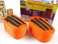 pack strap carry - Pack Moving Straps Forearm Delivery Transport Rope Belt Home Carry Furnishings Easier