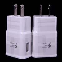Wholesale Power Edge - Free 100pcs Adaptive Fast Charger 5V 2A USB Wall Charger Power Adapter For Samsung Galaxy Note 4 S6 S7 edge For iphone 5 6 7