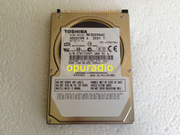 Wholesale Hard Disk Audio - Free shipping DISK DRIVE MK3029GAC hard disk 30GB HDD2198 DC+5V 1.1A 8455MB for chrysler HDD alpine car navigaiton audio systems