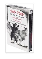 Wholesale Best Story - Scary Stories Paperback Box Set: The Complete 3-Book Collection