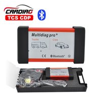 Wholesale Diag Box - DHL Free Multidiag pro+ 2014.R2 Keygen on CD +Bluetooth multi diag pro with Plastic Box