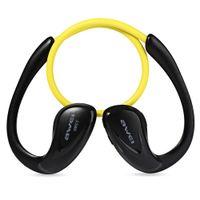 crochets médiatiques achat en gros de-Wholesale-Awei A880BL Bluetooth Sport Stéréo Crochet D'oreille Écouteurs Antibruit pour Téléphone Mobile Portable Media Player Sport