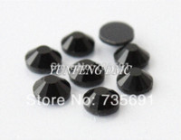 Wholesale Cheap Hotfix Rhinestones - DMC SS10 Jet black 2880pcs lot Hotfix rhinestones use for garments shoes bags Rhinestones Cheap Rhinestones
