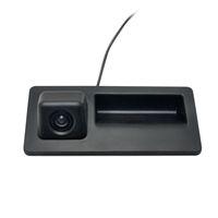 tiguanlı kamera toptan satış-LEEWA Araba Dikiz Park Trunk Kolu Kamera Için Audi A4L A5 S5 Q3 Q5 Passat Tiguan Golf Touran Jetta # 2068