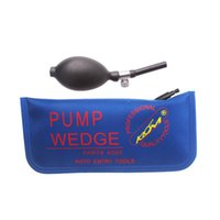 Wholesale Gm Pump - 2016 New Arrival Auto Locksmiths Tools KLOM PUMP WEDGE Airbag For Universal Air Wedge Auto Entry Tools