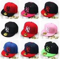 weihnachten hysteresen großhandel-New NY Baseball Caps Hysteresenhüte Einstellbare Kappe Beliebte Hiphop-Hut Männer / Frauen Ball Caps Weihnachtsgeschenke Snapback Sport Kappe Fabrik Preis