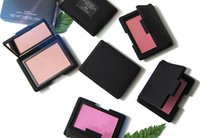 Wholesale grey highlighter resale online - 6 Colors Highlighter Makeup Blush Eyeshadow Face Pressed bronzer Coutour Powder Palette Long lasting and Easy to Wear