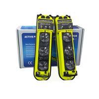Wholesale Solar Burglar Alarm Wireless - Wireless Outdoor Solar power PIR Waterproof Infrared Alarm Detector IR Intruder Motion Detection Home Burglar Alarm