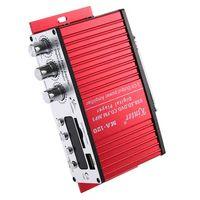 Wholesale Kinter 12v - Kinter MA - 120 12V HiFi Audio Amplifier Support FM SD USB Input 2 x 20W Stereo Circuit Design Supports FM SD