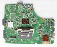 Wholesale Asus Laptop K53sd - K53SD Main Board Rev 6.0 For Asus K53E K53S K53SD Laptop Motherboard Replacement intel i3 CPU Included