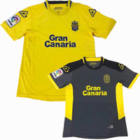 Wholesale prince homes - 2017 2018 UD Las Palmas Soccer Jersey 17 18 VALERON PRINCE home away Las Palmas best quality football shirts