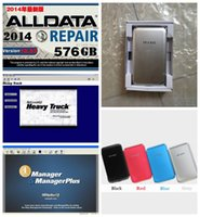 Wholesale Alldata Software For Cars - 2016 Alldata and mitchell on demand softwar 2015+ElsaWin+vivid workshop ect all data 50 in1tb usb hdd work for all car and truck