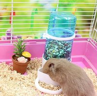 Wholesale M Bottled Water - 2017 New Hamster Automatic Feeder ,Hamster Automatic Dispenser,Hamster Drinker Pet Feeder for Hamster Small Animal With Hold