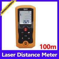 Wholesale Laser Meter Price - High Digital Technical 100m Laser Distance Meter With competitive Price Rangefinder